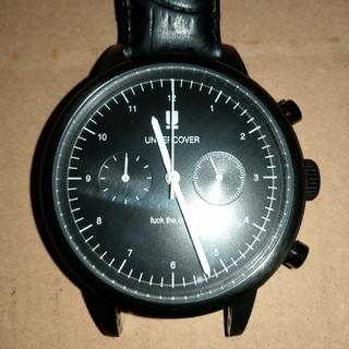 アンダーカバー(UNDERCOVER)のunder cover  アンダーカバー 腕時計(腕時計(アナログ))