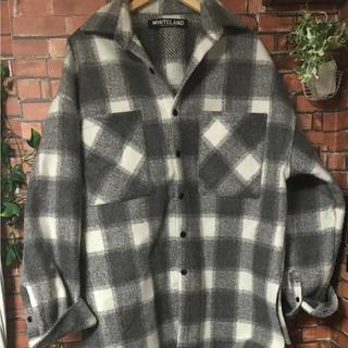 エルエイチピー(LHP)のwhiteland blackburn チェックシャツ(その他)
