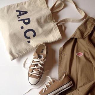 A.P.C - 【即日発送/未使用】アーペーセー APC  トートバッグ