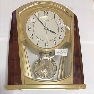 シチズン(CITIZEN)のCITIZEN 振り子付置時計(置時計)