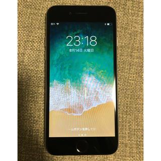 アイフォーン(iPhone)のiPhone6 64GB ソフトバンク スペースグレー(スマートフォン本体)