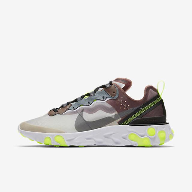 NIKE(ナイキ)の専用 Nike React Element 87 Desert Sand  メンズの靴/シューズ(スニーカー)の商品写真