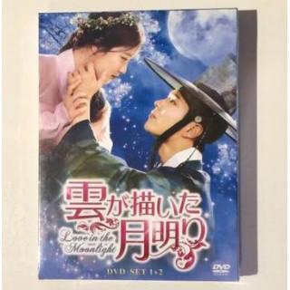 雲が描いた月明かり DVD SET1+2(TVドラマ)