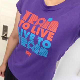 ナイキ(NIKE)のNIKE ドライフィットコットンTシャツ(Tシャツ(半袖/袖なし))