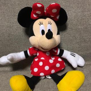 Disney - ディズニーリゾート限定 ミニーマウス ぬいぐるみ