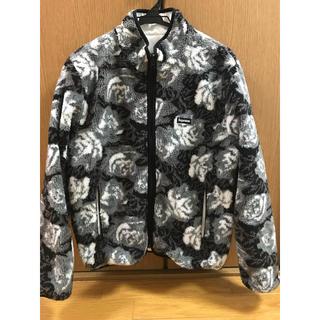 シュプリーム(Supreme)のS Supreme Reversible Fleece Jacket (ブルゾン)