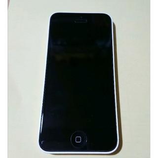 アイフォーン(iPhone)のiPhone5c ソフトバンク(スマートフォン本体)