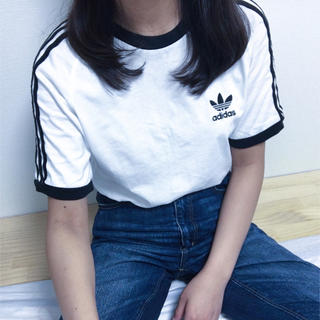 adidas - 古着 Tシャツ