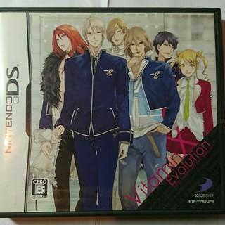 ニンテンドウ(任天堂)のDSソフト ビタミンX(携帯用ゲームソフト)
