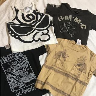 HYSTERIC MINI - ヒステリックミニ ヒスミニ  Tシャツ タンクトップ 100