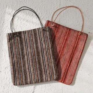 TODAYFUL - TODAYFUL Jacquard Tote Bag