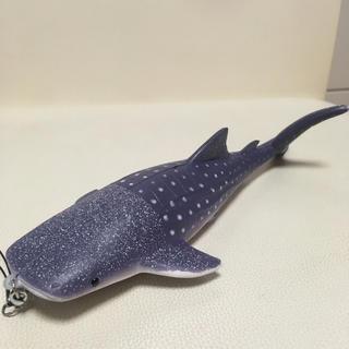 プニプニ アクアオーシャンズ ジンベイサメ キーホルダー サメ 魚(ぬいぐるみ)