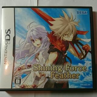 ニンテンドウ(任天堂)のDSソフト シャイニングフォースフェザー(携帯用ゲームソフト)
