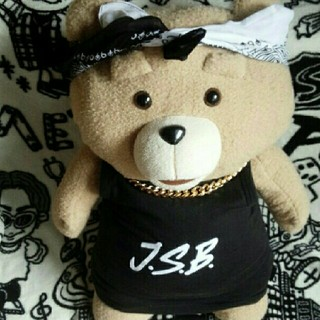 Ted(特大)登坂広臣Ver.(ぬいぐるみ)