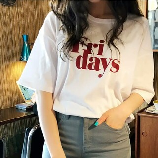 dholic - DHOLIC❤新品FridaysハーフスリーブTシャツ