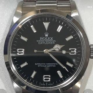 ロレックス(ROLEX)のロレックス 2005年製 114270 エクスプローラー1 (腕時計(アナログ))