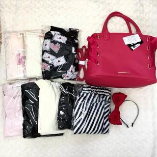 アンクルージュ(Ank Rouge)のかわいいお洋服セット ゆめかわいい ガーリー 大量 量産(セット/コーデ)