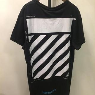OFF-WHITE - OFF-WHITE Tシャツ M 新品