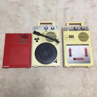 希少/レア/レコードプレーヤー/DJミキサー/GP-3・GMX-3/コロンビア(DJミキサー)