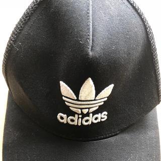 adidas - アディダス キャップ 黒 adidas