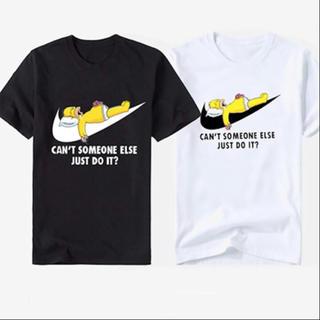 NIKE - シンプソンズ NIKE オリジナルTシャツ 男女兼用
