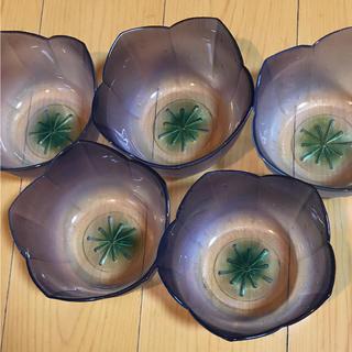 ガラス 小鉢 5枚セット(食器)
