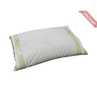 昔からのそばがら枕 カバー付(枕)