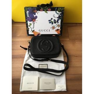 Gucci - 美品★グッチ ソーホー ディスコ ショルダー GUCCI SOHO人気ブランド