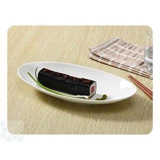西田(Nishida) 楕円平皿(10号)  パスタ皿 110276(食器)