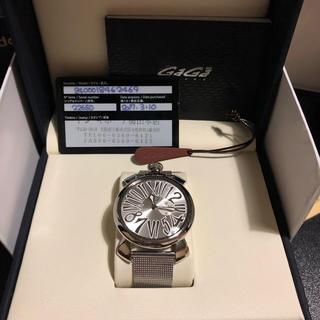 GaGa Milano ガガミラノ 腕時計 クォーツ