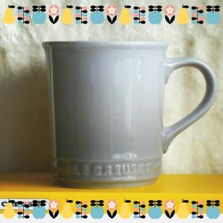 ルクルーゼ(LE CREUSET)のルクルーゼ ミストグレー マグカップ 400ml(食器)