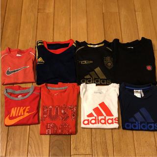 ナイキ(NIKE)のキッズ Tシャツ 8枚セット 110〜150サイズ(Tシャツ/カットソー)