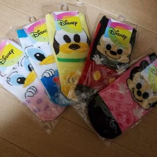 ディズニー(Disney)の新品ディズニー靴下五点セット(靴下/タイツ)