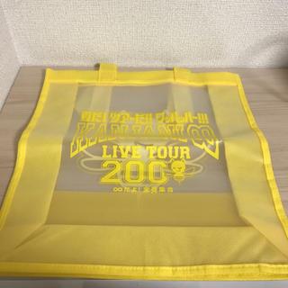 カンジャニエイト(関ジャニ∞)の関ジャニ∞ ツアーバッグ 2008 ドリフ魂(アイドルグッズ)