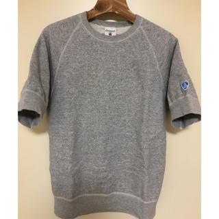 オーシバル(ORCIVAL)のオーシバル スウェットトップス 半袖(Tシャツ/カットソー(半袖/袖なし))