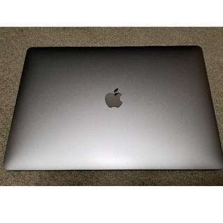 マック(Mac (Apple))のMacbook Pro 2016 15inch spacegray(ノートPC)