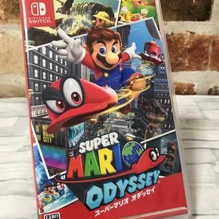 Nintendo Switch - マリオオデッセイ (1/2)