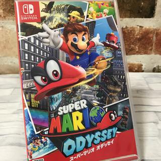 ニンテンドースイッチ(Nintendo Switch)のマリオオデッセイ (2/2)(家庭用ゲームソフト)