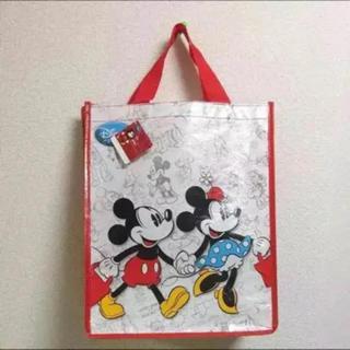 ディズニー(Disney)のヨーロッパ購入☆ 海外 ディズニーストア  エコバッグ ミッキー ミニー(エコバッグ)