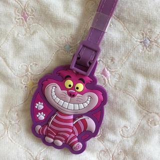 Disney - 新品*チシャ猫♡ネームホルダー