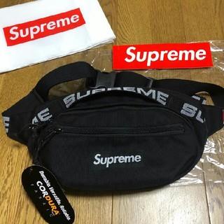 シュプリーム(Supreme)の新品 確実正規品 supreme waist bag ウエストポーチ(ウエストポーチ)