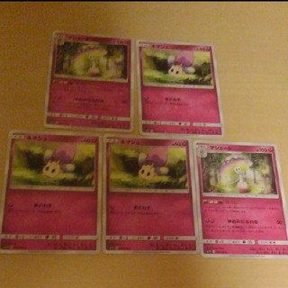ポケモン(ポケモン)のポケモンカード マシェード(カード)