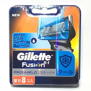 ジレ(gilet)のジレット プロシールド クール替刃8B(メンズシェーバー)