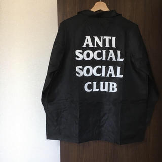 シュプリーム(Supreme)のcorth jacket(ナイロンジャケット)