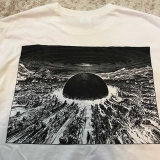 シュプリーム(Supreme)のSupreme×AKIRA Neo-Tokyo L/S Tee 白L(Tシャツ/カットソー(七分/長袖))