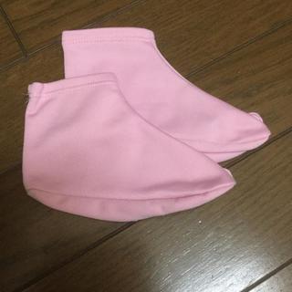 足袋 ソックスタイプ 15cm ピンク(靴下/タイツ)