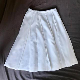 フレイアイディー(FRAY I.D)のフレイアイディー FRAY I.D 白スカート(ひざ丈スカート)