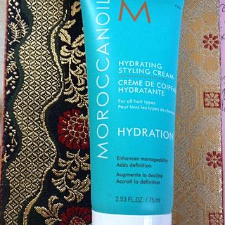モロッカンオイル(Moroccan oil)のMoroccan oil ハイドレートスタイリング剤 (ヘアワックス/ヘアクリーム)