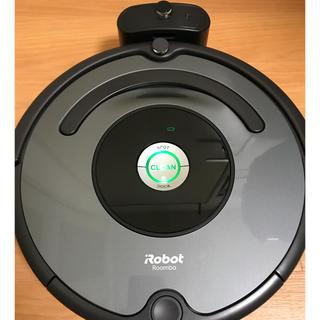 アイロボット(iRobot)の早い者勝ち 2017年製 アイロボット 自動掃除機 ルンバ 642(掃除機)