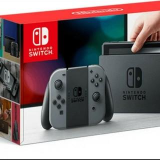 ニンテンドースイッチ(Nintendo Switch)のニンテンドースイッチ 本体 新品(家庭用ゲーム本体)